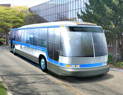 Гибридные автобусы нового поколения