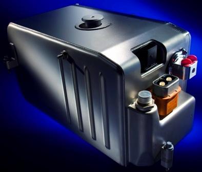 Уникальная Li-ion батарея от Continental и Daimler AG!