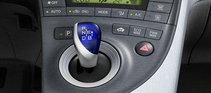 Начало продаж Toyota Prius в России