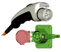Стандарт разъемов для быстрой подзарядки электромобилей