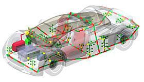 Гибридный автомобиль Прохорова с интеллектуальной бортовой сетью