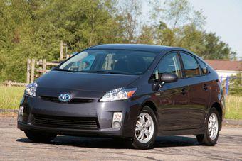 На сколько Toyota Prius загрязняет окружающую среду?