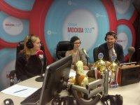 Участие в эфире радиостанции Moskva.Fm ко Дню студента.