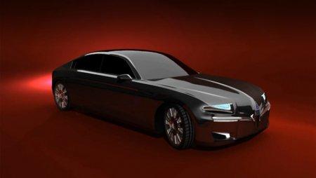 Мальтийцы задумали суперкар-лимузин на батареях